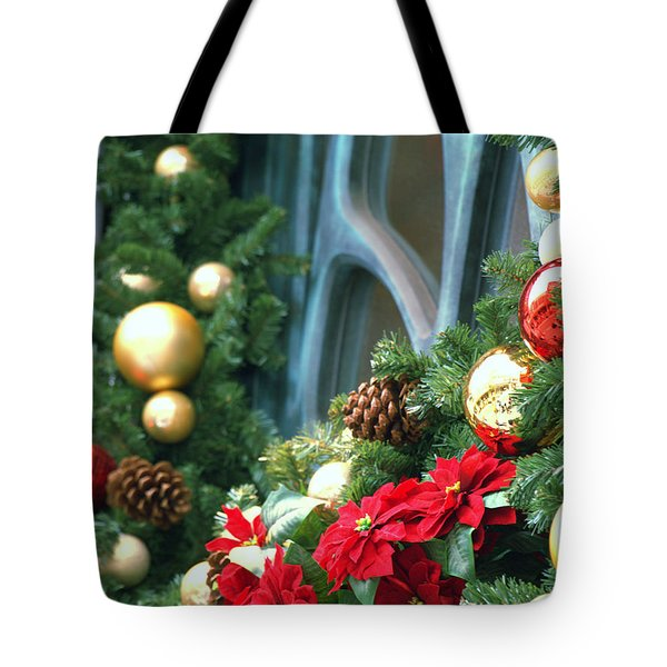 Happy Chirstmas Tote Bag