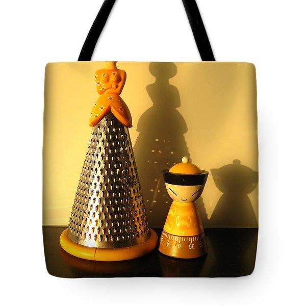Happy Couple Tote Bag