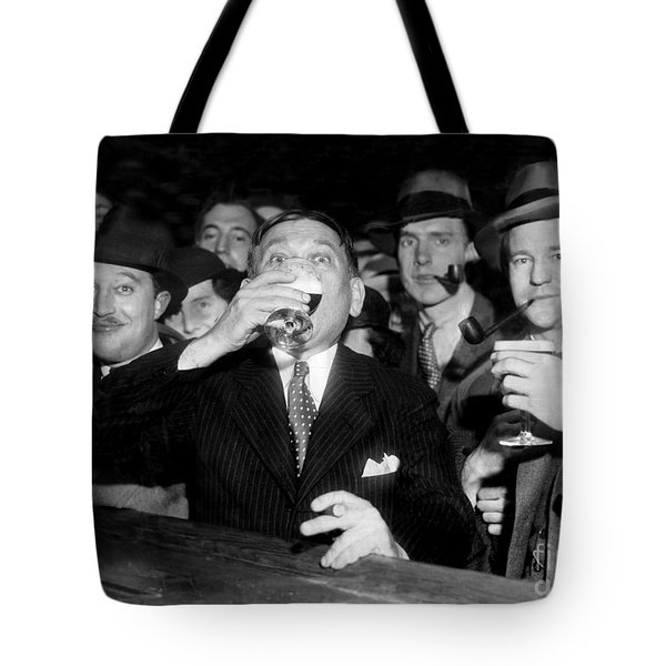 Happy Days Are Here Again Tote Bag by Jon Neidert