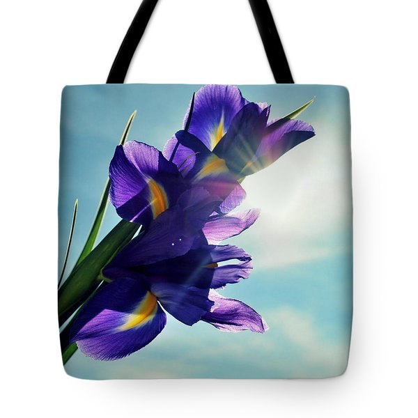 Tote Bag featuring the photograph Happy Easter  by Marija Djedovic