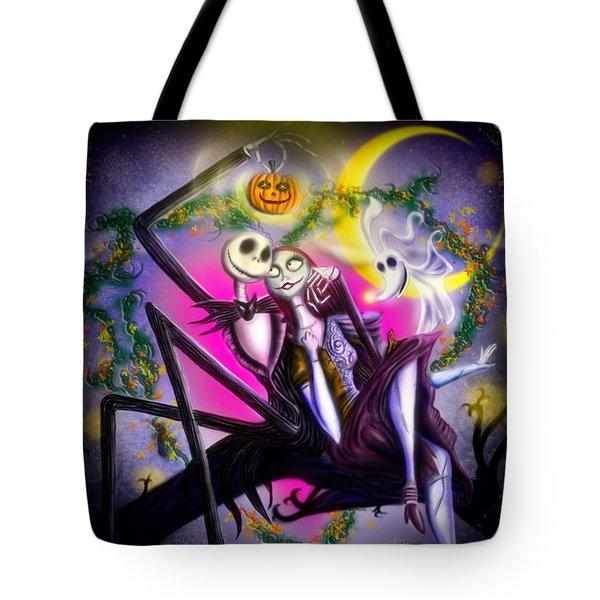 Happy Halloween II Tote Bag
