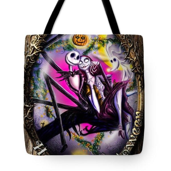 Happy Halloween IIi Tote Bag