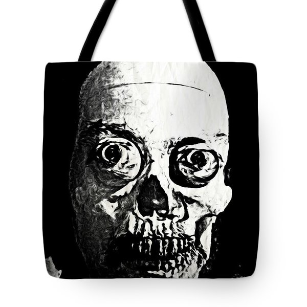 Happy Halloween Tote Bag by John Malone