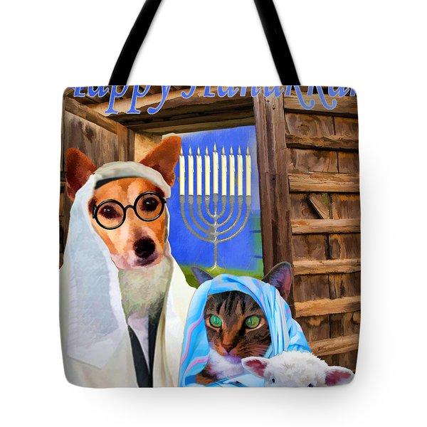 Happy Hanukkah  - 2 Tote Bag