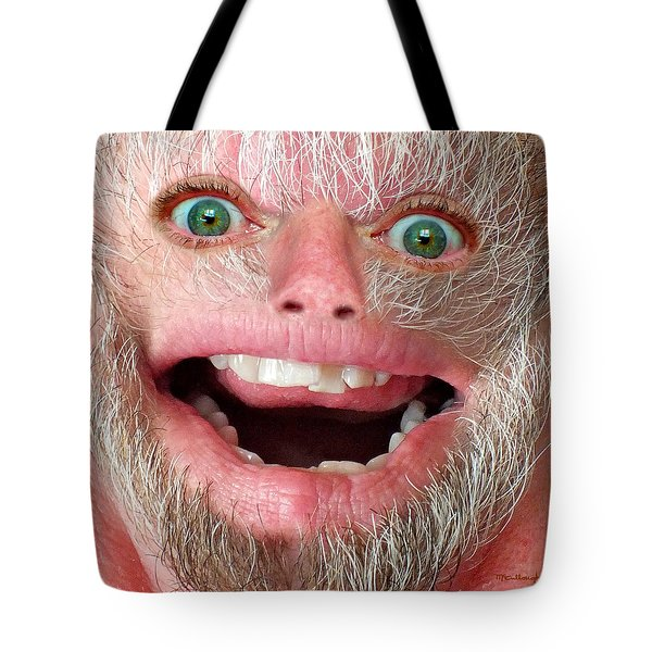 Happy Harry Tote Bag