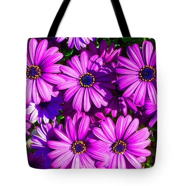 Happy Tote Bag by Julia Ivanovna Willhite