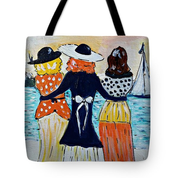 Happy Mother's Day Greeting Card Tote Bag