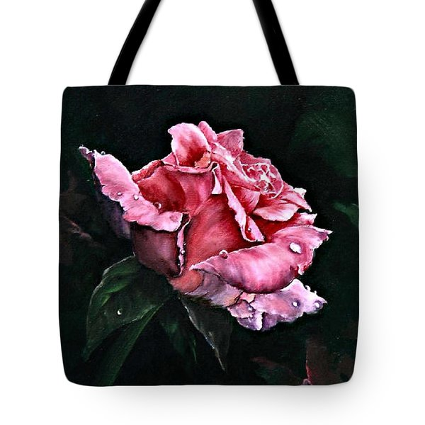 Tote Bag featuring the painting Happy Mother's Day by Lynne Wright