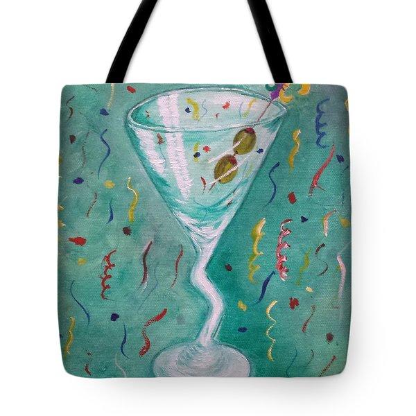 Happy New Year Tote Bag