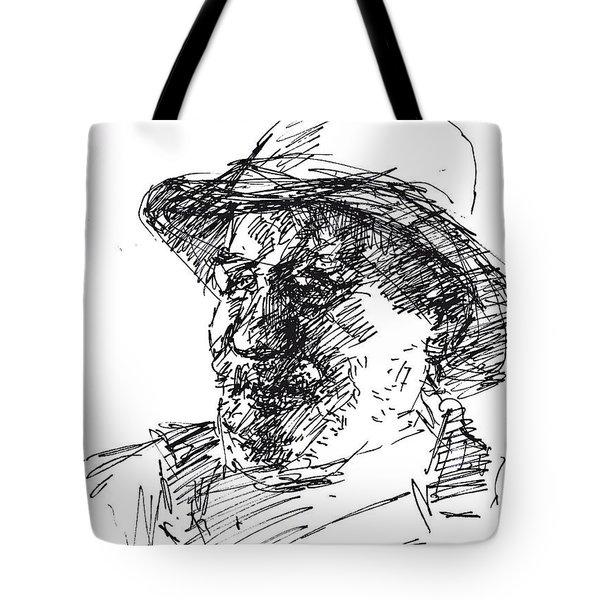 Happy Roger Tote Bag