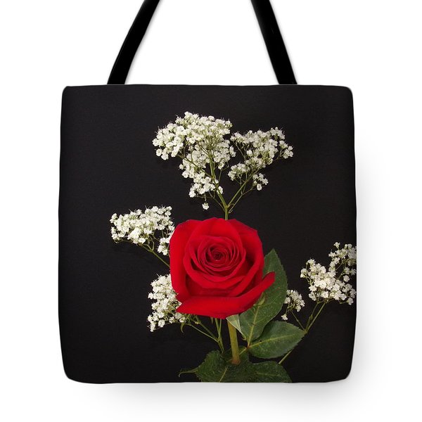 Happy Rose Tote Bag