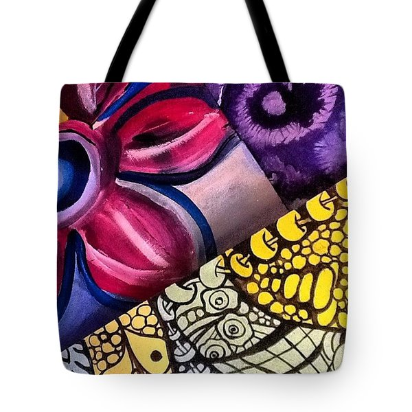 Happy  Summer Day  Tote Bag