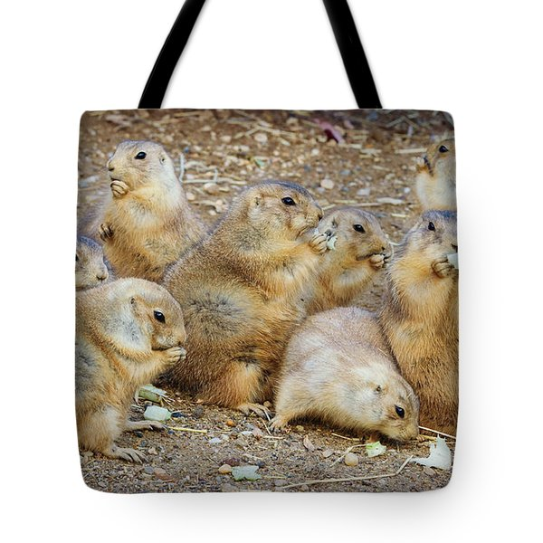 Happy Thanksgiving Tote Bag by Chris Scroggins