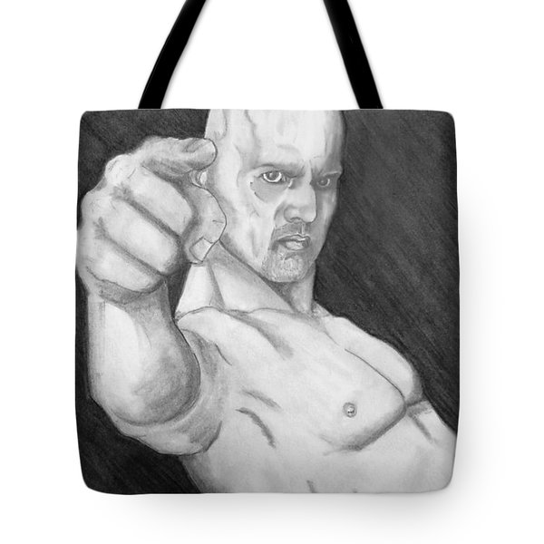 Happy- The Unholy One- Sons Of Anarchy Tote Bag