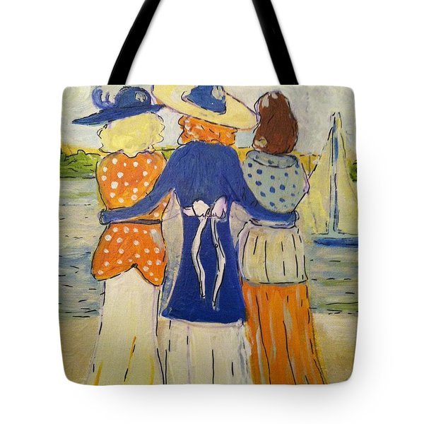 Happy Valentine's Day Card Tote Bag