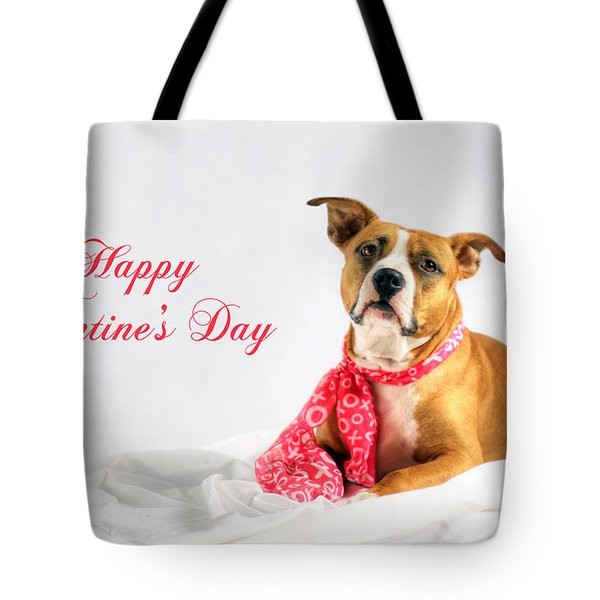 Fifty Shades Of Pink - Happy Valentine's Day Tote Bag