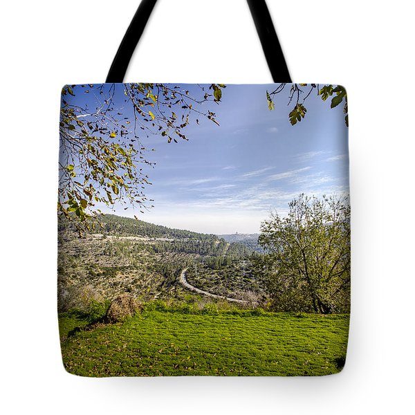 Har  Eitan Tote Bag