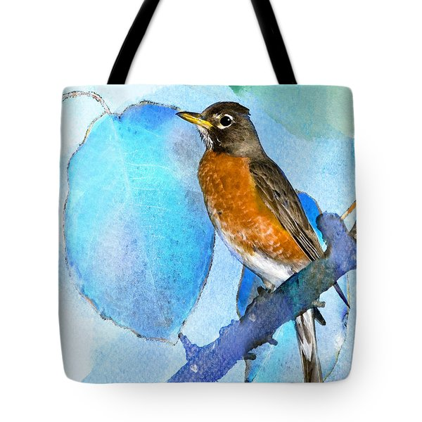 Harbinger Tote Bag by Betty LaRue