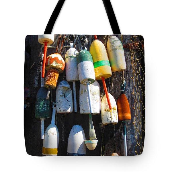 Harbor Art Tote Bag