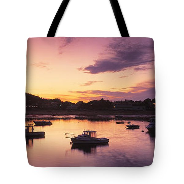 Harbor Cape Cod Ma Tote Bag