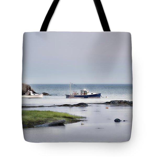 Harbor De Grace Tote Bag