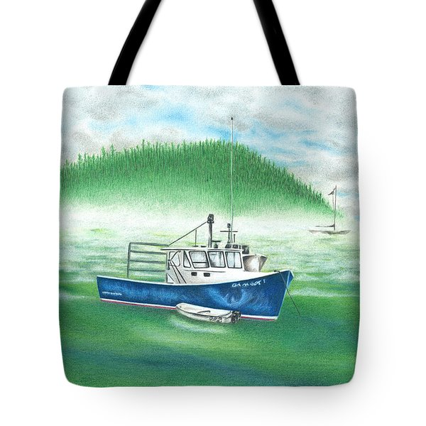 Harbor Tote Bag by Troy Levesque