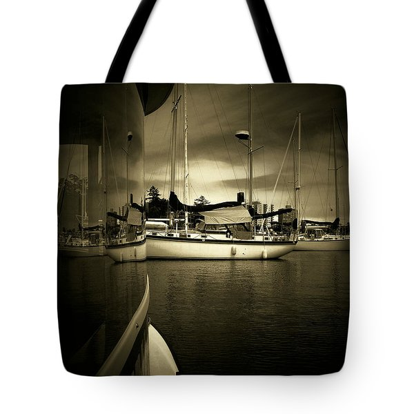 Harbour Life Tote Bag