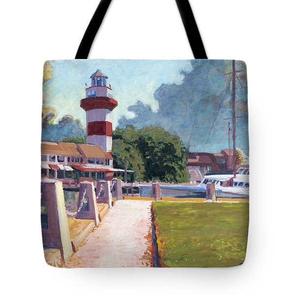 Harbour Town Light Tote Bag