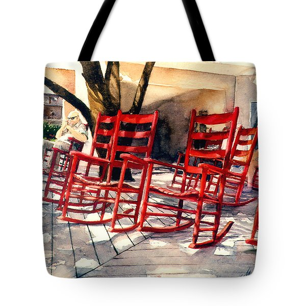 Harbourtown Rockers Tote Bag