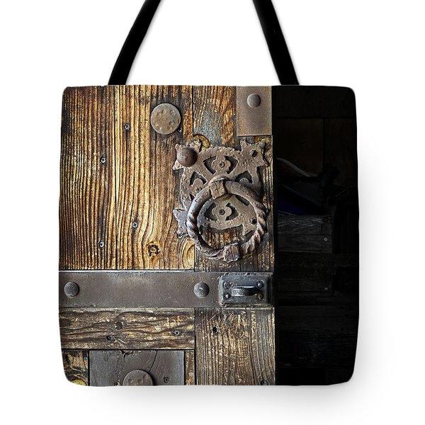 Hardware Tote Bag