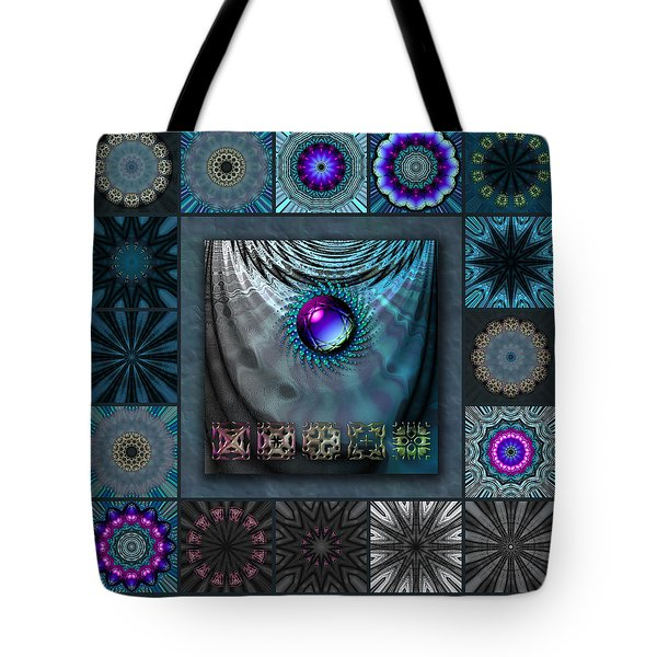 Hardwired Star Redux Tote Bag