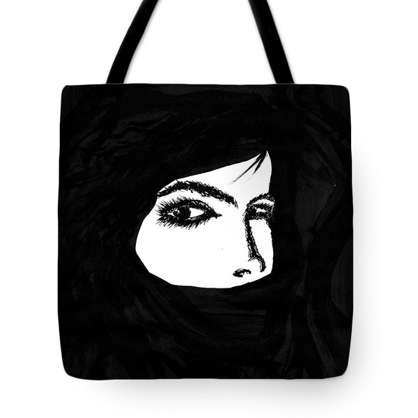 Harem Tote Bag by Len YewHeng