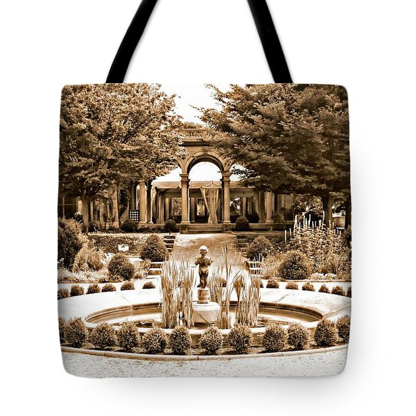 Harkness Estate Tote Bag