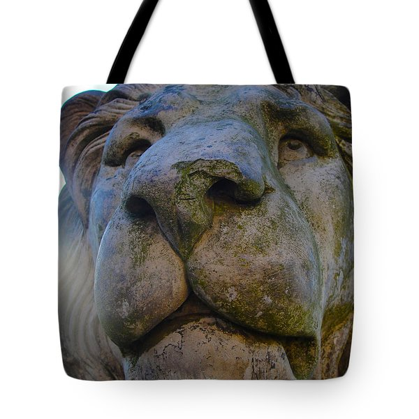 Harlaxton Lions Tote Bag
