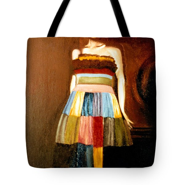 Harlequeen Tote Bag by Daniele Zambardi