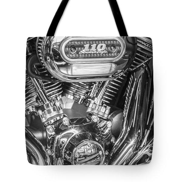 Harley Davidson 110 Tote Bag