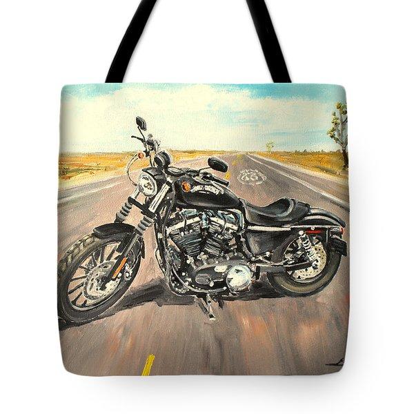 Harley Davidson 883 Sportster Tote Bag