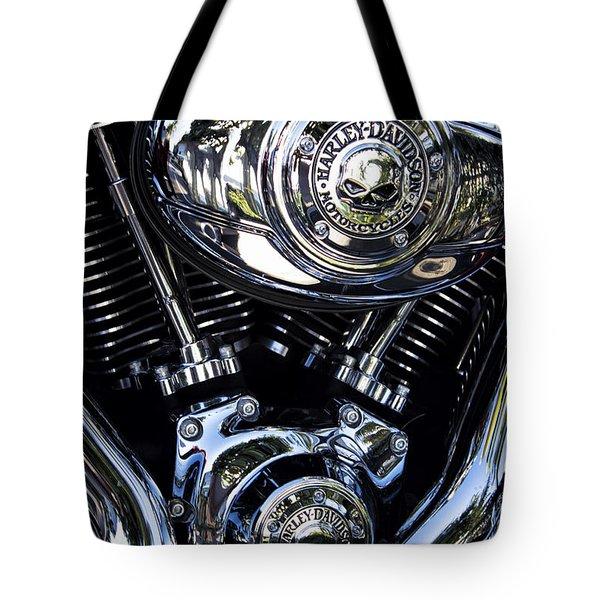 Harley Davidson Series 02 Tote Bag