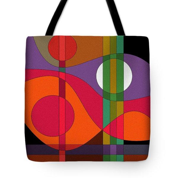 Harmony II Tote Bag
