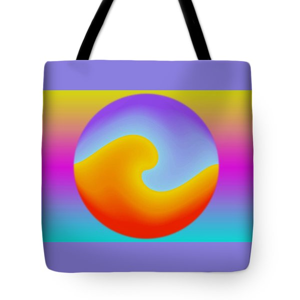 Harmony Tote Bag by Mike Breau