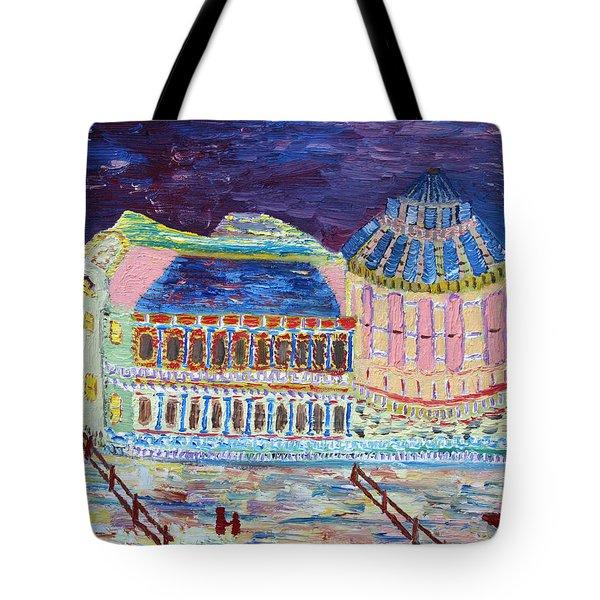 Harmony Of Night Tote Bag