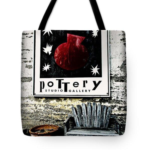 Harmony Pottery Tote Bag