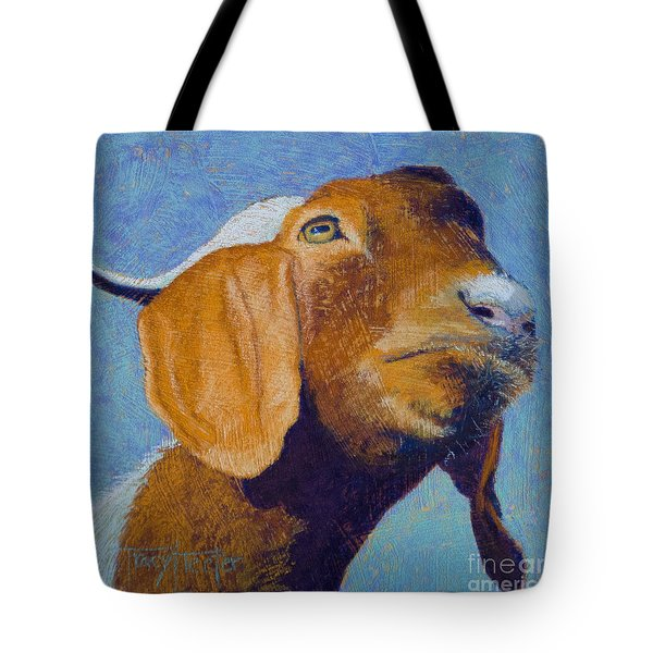 Harold Tote Bag by Tracy L Teeter