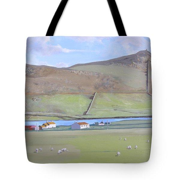 Haroldswick Shetland Islands Tote Bag