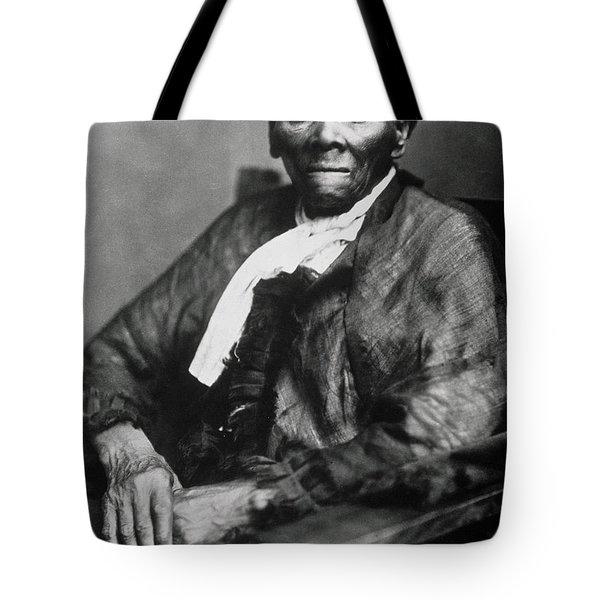 Harriet Tubman  Tote Bag by American School