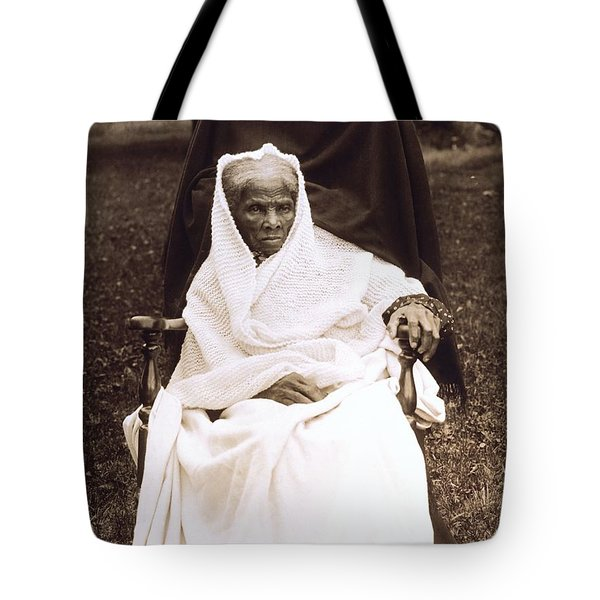 Harriet Tubman Portrait 1911  Tote Bag by Unknown