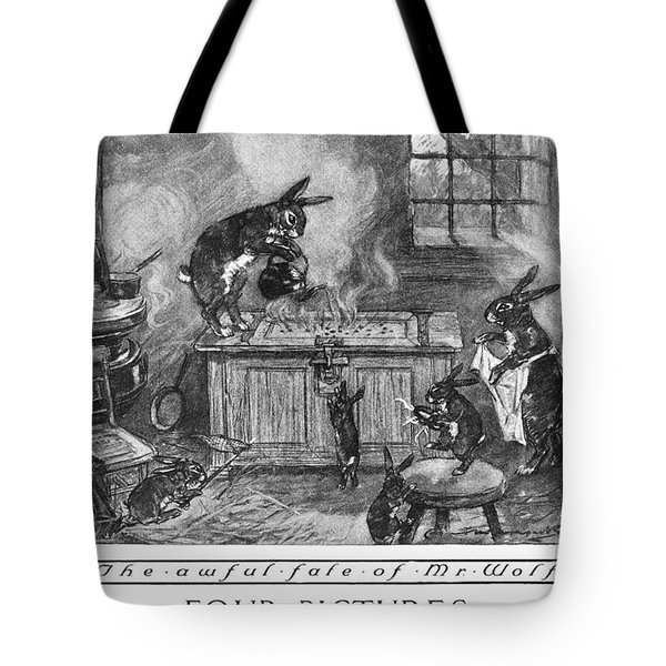 Harris Uncle Remus, C1911 Tote Bag