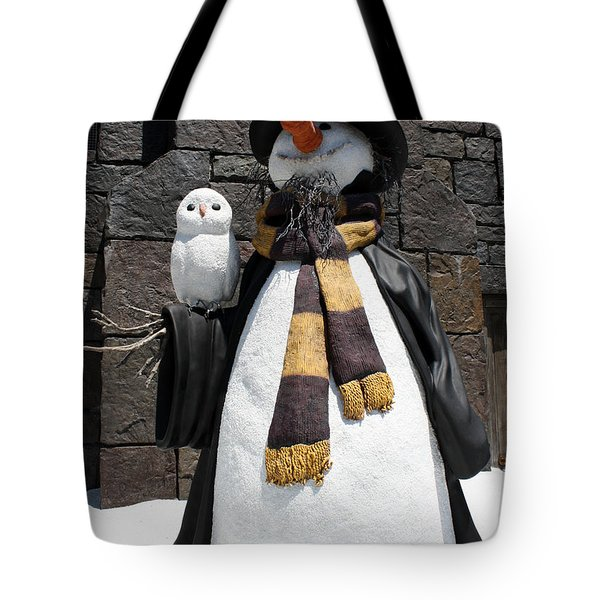Harry Christmas Tote Bag