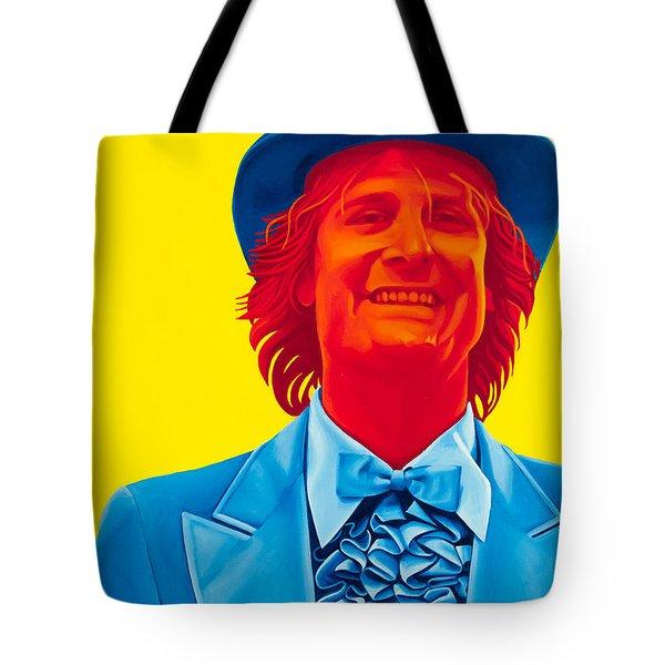 Harry Dunne Tote Bag by Ellen Patton