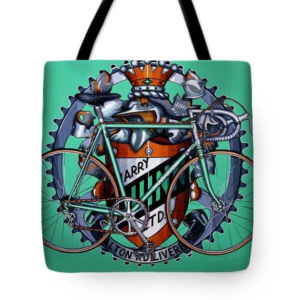 Harry Quinn Tote Bag